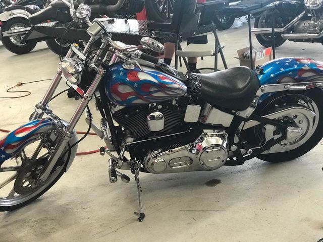 1996 Harley Davidson Softail Custom Ogden, Utah 3