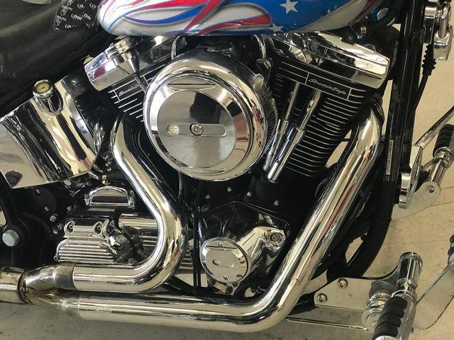 1996 Harley Davidson Softail Custom Ogden, Utah 7