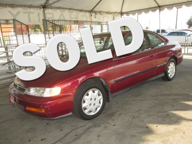 1996 Honda Accord Cpe LX Please call or e-mail to check availability All of our vehicles are av