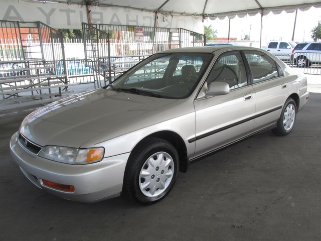 1996 Honda Accord Sdn LX This particular Vehicles true mileage is unknown TMU Please call or e