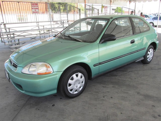 1996 Honda Civic DX This particular Vehicles true mileage is unknown TMU Please call or e-mail