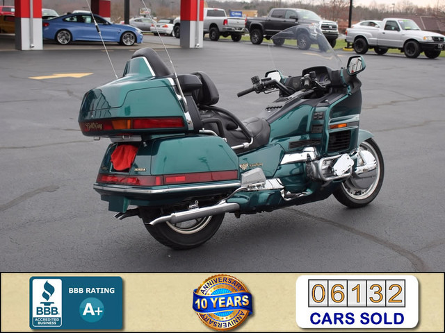 1996 Honda GL 1500 Gold Wing Aspencade Mooresville , NC 1