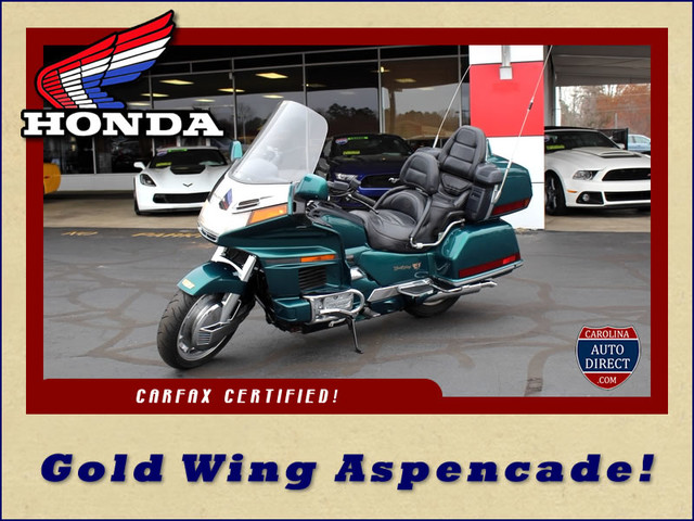 1996 Honda GL 1500 Gold Wing Aspencade Mooresville , NC 0