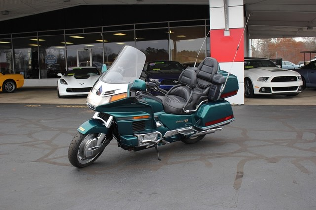 1996 Honda GL 1500 Gold Wing Aspencade Mooresville , NC 49