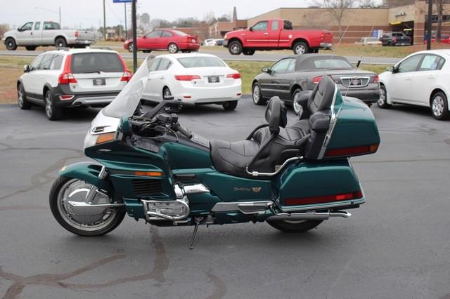 1996 Honda GL 1500 Gold Wing Aspencade Mooresville , NC 4