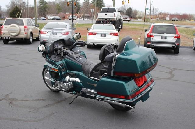 1996 Honda GL 1500 Gold Wing Aspencade Mooresville , NC 15