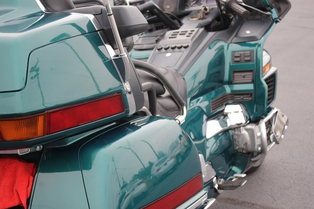 1996 Honda GL 1500 Gold Wing Aspencade Mooresville , NC 22