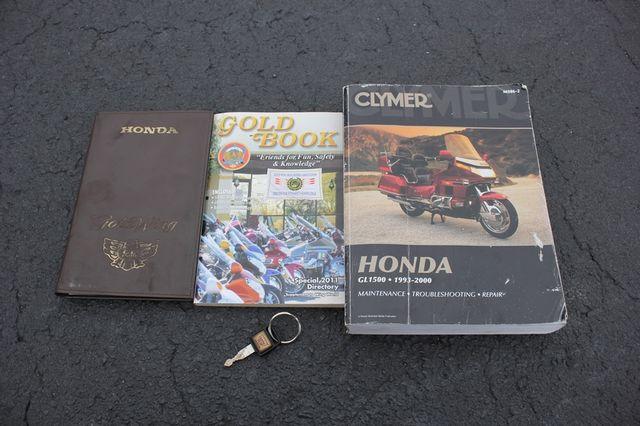 1996 Honda GL 1500 Gold Wing Aspencade Mooresville , NC 7
