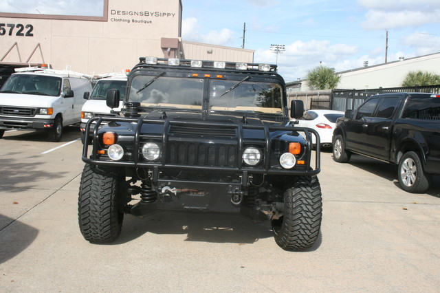 1996 Hummer H1 WAGON CUSTOM Houston, Texas 0