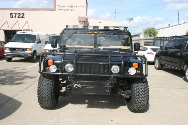 1996 Hummer H1 WAGON CUSTOM Houston, Texas 1