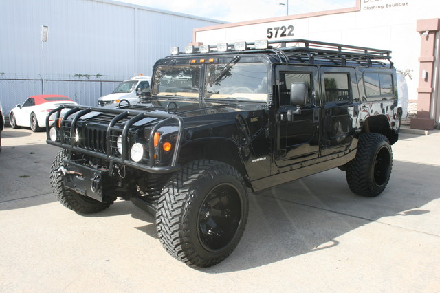 1996 Hummer H1 WAGON CUSTOM Houston, Texas 2