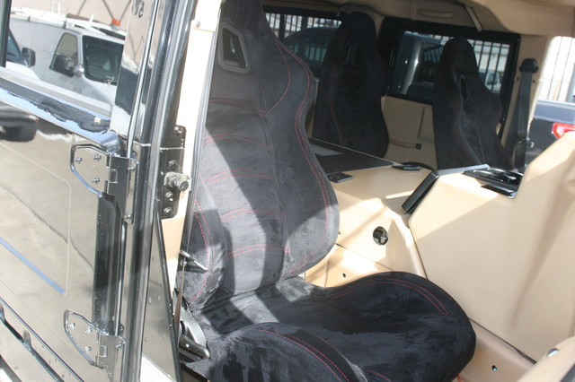 1996 Hummer H1 WAGON CUSTOM Houston, Texas 36