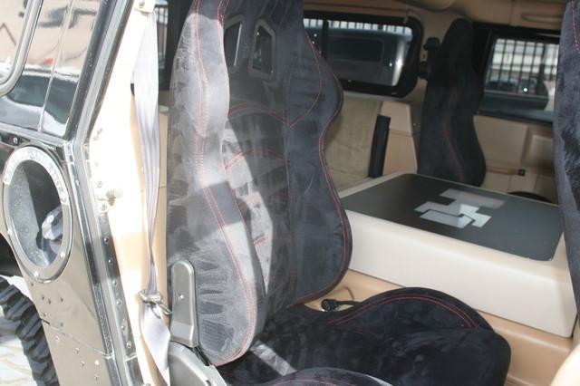 1996 Hummer H1 WAGON CUSTOM Houston, Texas 45