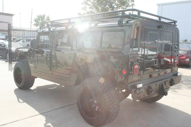 1996 Hummer H1 WAGON CUSTOM Houston, Texas 5
