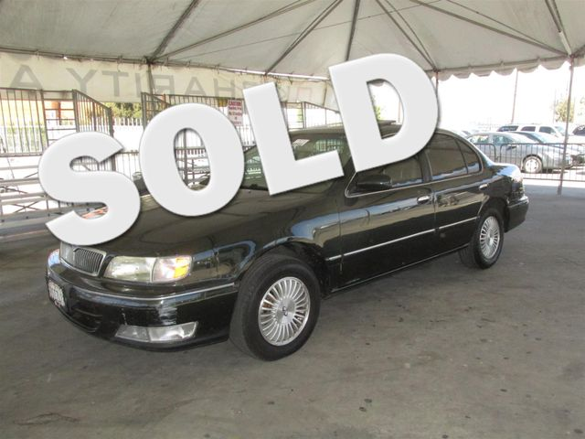 1996 INFINITI I30 Leather Please call or e-mail to check availability All of our vehicles are a