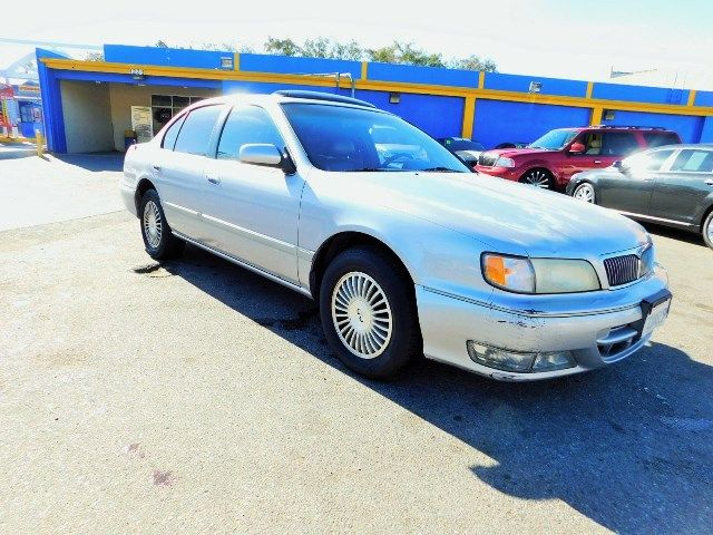 1996 INFINITI I30 Leather Limited warranty included to assure your worry-free purchase AutoCheck