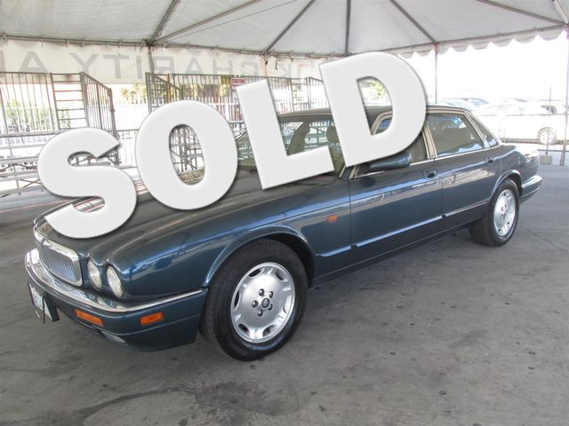 1996 Jaguar XJ Series Sedan Please call or e-mail to check availability All of our vehicles are