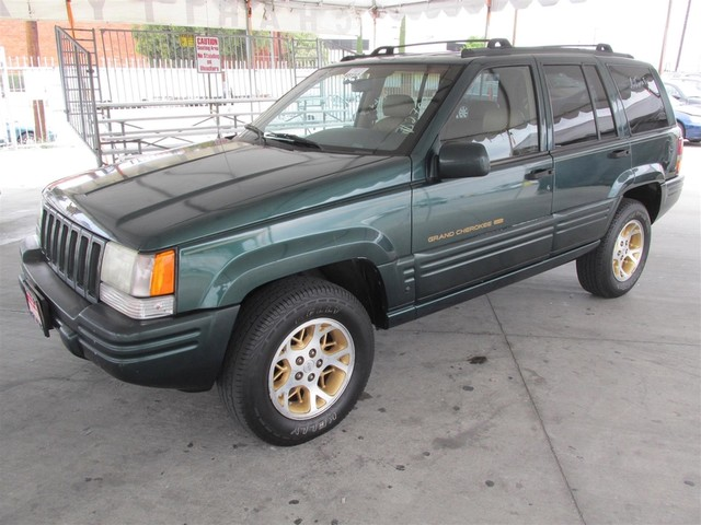 1996 Jeep Grand Cherokee Limited Please call or e-mail to check availability All of our vehicle