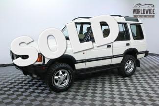 1996 Land Rover DISCOVERY in Denver Colorado