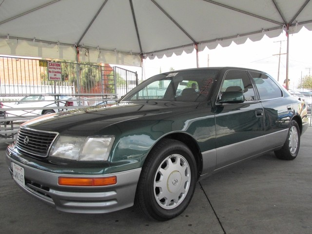 1996 Lexus LS 400 Please call or e-mail to check availability All of our vehicles are available