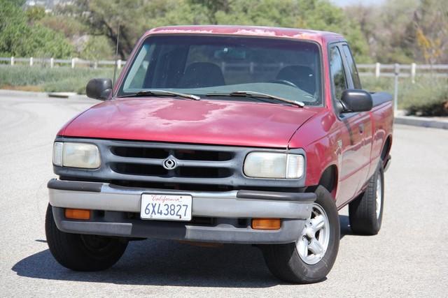 1996 Mazda B-Series 2WD Truck SE Santa Clarita, CA 4