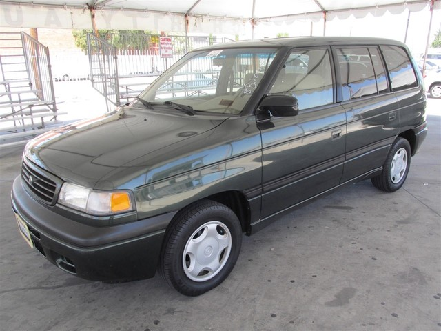 1996 Mazda MPV DX This particular Vehicle comes with 3rd Row Seat Please call or e-mail to check