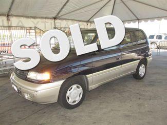 1996 Mazda MPV DX Gardena, California