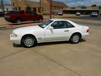 1996 Mercedes-Benz SL 320 Sulphur Springs, Texas