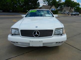 1996 Mercedes-Benz SL 320 Sulphur Springs, Texas 2