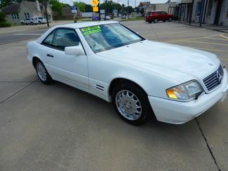 1996 Mercedes-Benz SL 320 Sulphur Springs, Texas 5