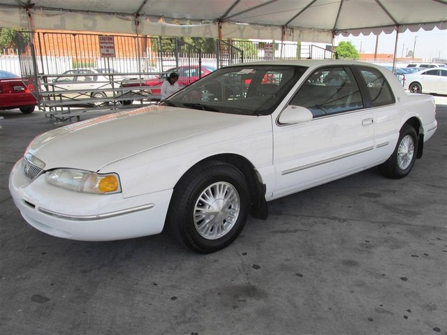 1996 Mercury Cougar XR7 Please call or e-mail to check availability All of our vehicles are ava