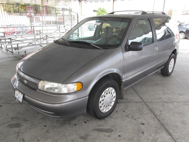 1996 Nissan Quest XE This particular Vehicle comes with 3rd Row Seat Please call or e-mail to che
