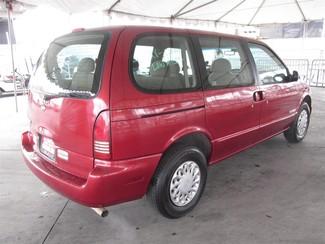 1996 Nissan Quest XE Gardena, California 2