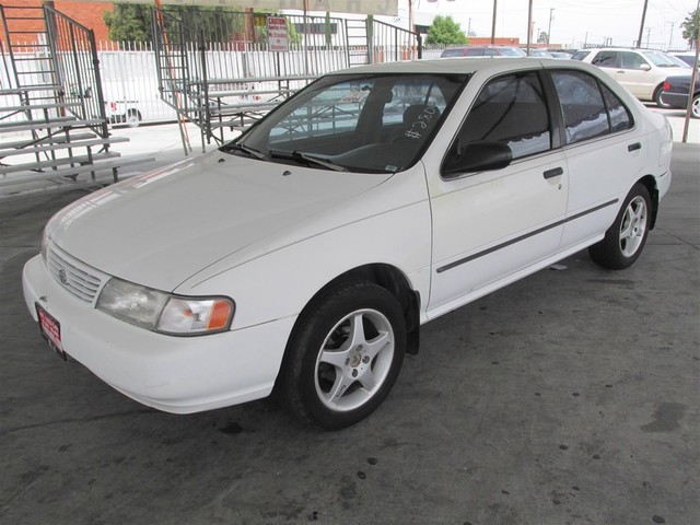 1996 Nissan Sentra GXE Please call or e-mail to check availability All of our vehicles are avai