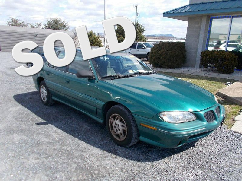 1996 Pontiac Grand Am SE | Harrisonburg, VA | Armstrong's Auto Sales in Harrisonburg VA