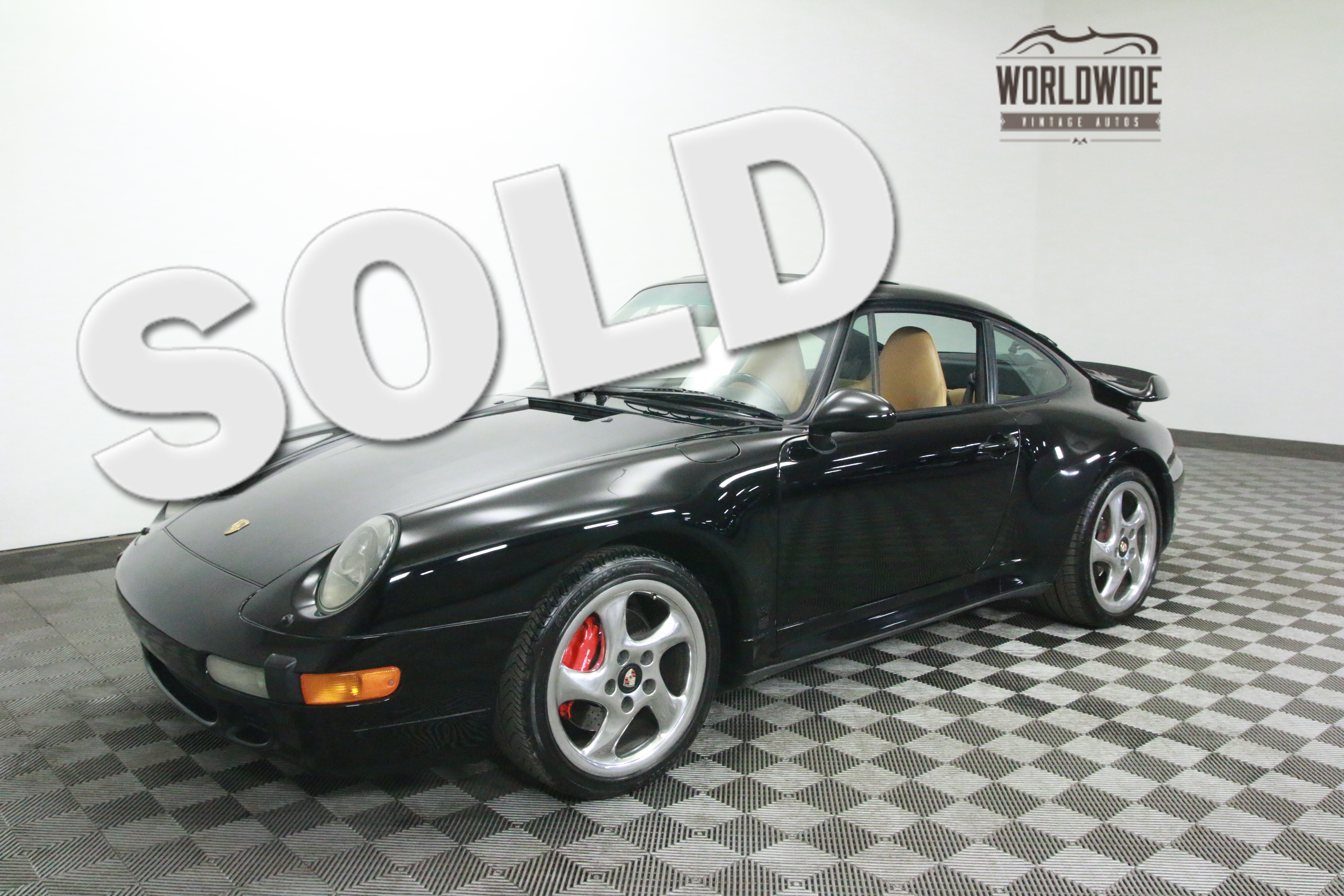1996 Porsche 911 Carrera 993 TURBO! GORGEOUS. HIGHLY OPTIONED!