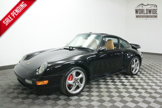 1996 Porsche 911 Carrera in Denver Colorado