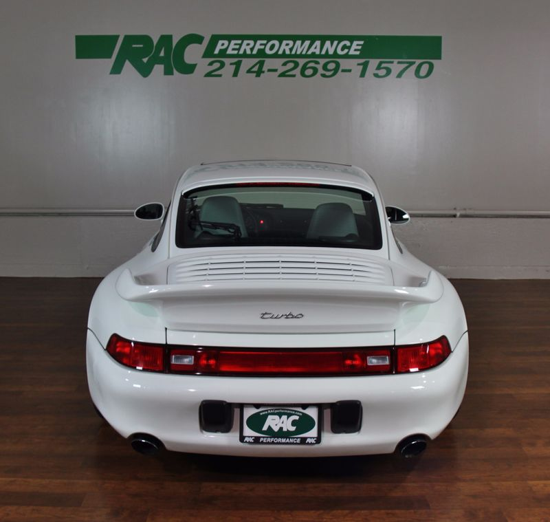 1996 Porsche 911 Turbo in Carrollton, TX