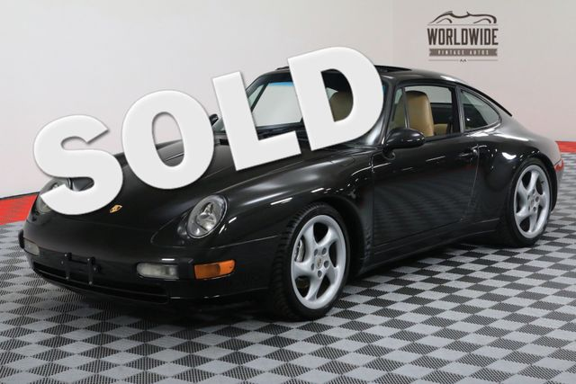 1996 Porsche 911 CARRERA 4 993 ALL WHEEL DRIVE | Denver, Colorado | Worldwide Vintage Autos