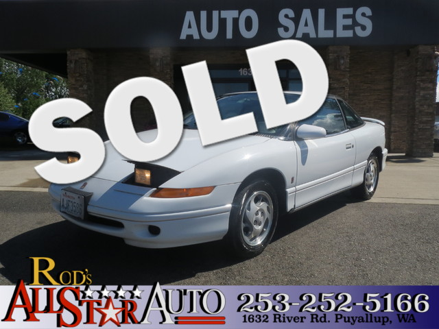 1996 Saturn 2dr Coupe The CARFAX Buy Back Guarantee that comes with this vehicle means that you ca
