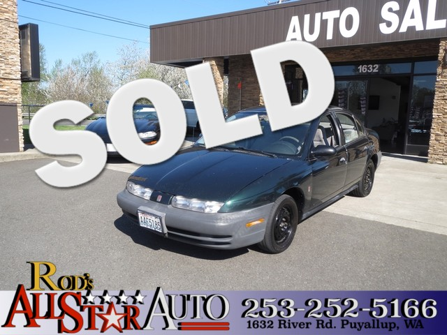 1996 Saturn SL The CARFAX Buy Back Guarantee that comes with this vehicle means that you can buy w