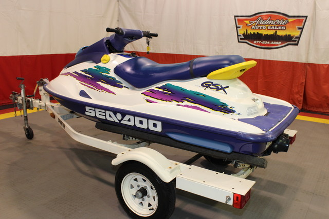 1996 Sea Doo GSX   city Illinois  Ardmore Auto Sales  in West Chicago, Illinois
