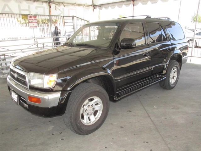 1996 Toyota 4Runner Limited Please call or e-mail to check availability All of our vehicles are
