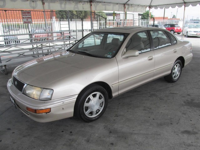 1996 Toyota Avalon XLS wBucket Seats Please call or e-mail to check availability All of our ve