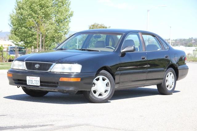 1996 Toyota Avalon XL w/Bucket Seats Santa Clarita, CA 1