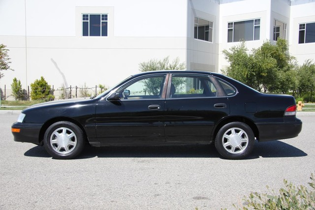 1996 Toyota Avalon XL w/Bucket Seats Santa Clarita, CA 11