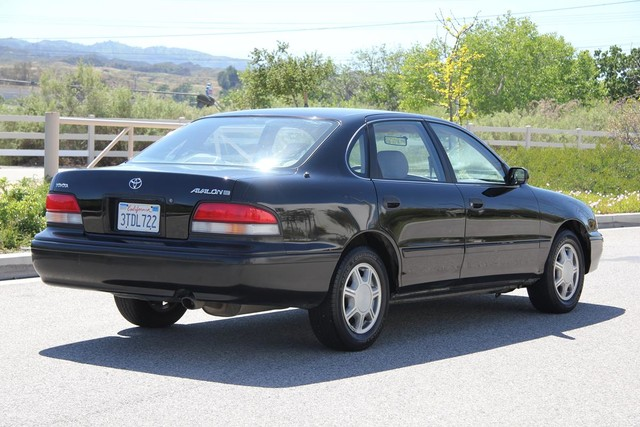 1996 Toyota Avalon XL w/Bucket Seats Santa Clarita, CA 6
