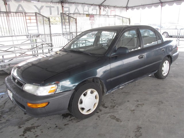 1996 Toyota Corolla DX Please call or e-mail to check availability All of our vehicles are avai