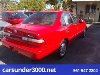1996 Toyota Corolla DX Lake Worth , Florida 2