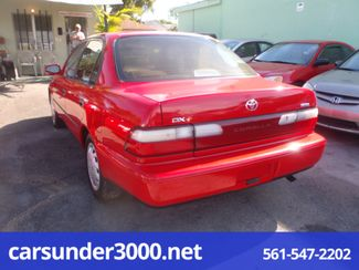1996 Toyota Corolla DX Lake Worth , Florida 3